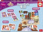 Educa 4 in 1 Superpack (pelipaketti) Sofia
